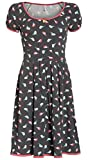 Blutsgeschwister Frauen Kleid marylins Cottage Dress Birds of Berlin (S)