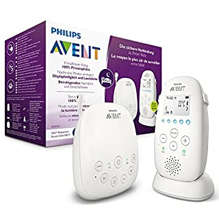 Philips Avent Audio-Babyphone SCD723/26, DECT-Technologie, Eco-Mode, 18 Std. Laufzeit, Gegensprechfunktion (B07F7TZD5D) | Amazon Products