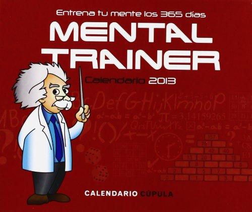 Portada del libro Calendario sobremesa Mental Trainer 2013 (Calendarios y agendas)