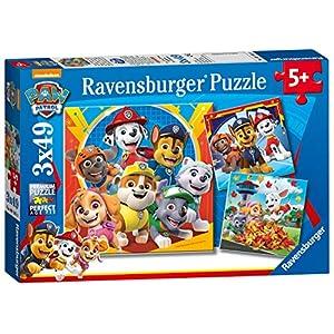 Puzzle Paw Patrol - Pat patrouille