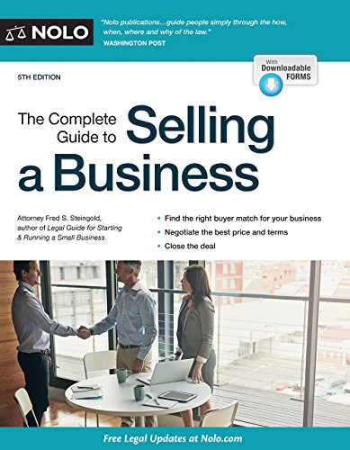 Complete Guide to Selling a Business, The (English Edition)