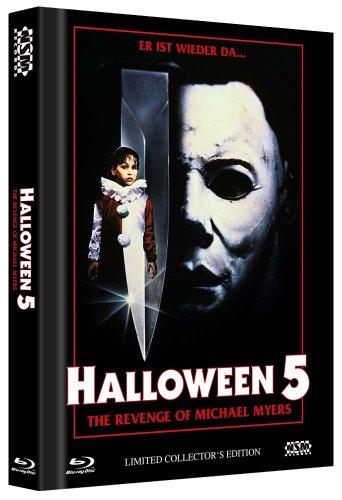 -Ray+CD Soundtrack) Uncut auf 1000 Stück limitiertes Mediabook (Halloween Auf Blu-ray)