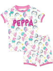 Peppa Pig Pijamas de Manga