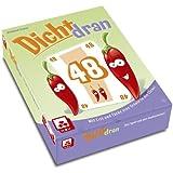Nürnberger-Spielkarten 4018 - Dicht dran - Wer hat Mut zur Lücke, Kartenspiel