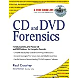 CD and DVD Forensics (Syngress Media)