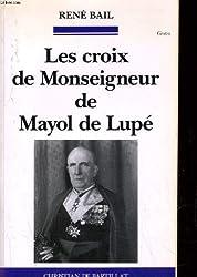 CROIX DE MONSEIGNEUR MAYOL DE