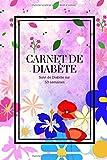 Carnet de diabète: Suivi de Diabète sur 53 semaines