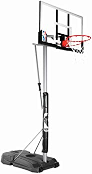 Spalding 52 Inch Nba Basketball System, Multi Color