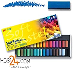 Mungyo Soft pastel MPS-32 for Artist Pastels