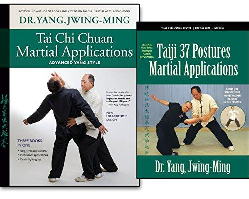 Bundle: Tai Chi Martial Applications book & DVD by Dr. Yang, Jwing-Ming **Bestseller**