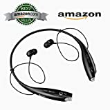 #5: Teconica HBS 730 Wireless Bluetooth Mobile Phone Headphone Earpod Sport Earphone With Calling Functions Compatible With All Android And IOS Devices (Assorted Colour)