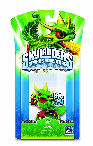 Camo - Skylanders Single Character