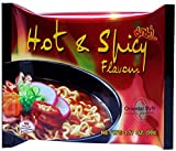 Mama Oriental Style Instant Hot and Spicy Noodles, 90g