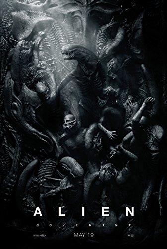 (Alien: Covenant (2017) Movie film plakat, poster plakat in sizes)
