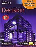 A Level Mathematics for Edexcel: Decision D1 (Oxbox)