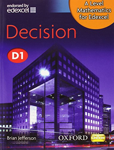 A Level Mathematics for Edexcel: Decision D1