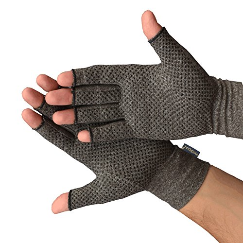 Medipaq® Guantes antiartritis par - Guantes sin dedos