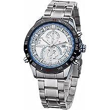 Curren 8149 deportes quartz-watch los negocios reloj de acero completo hombres r