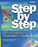 Microsoft® Office Excel® 2007 Visual Basic® for Applications Step by Step (BPG-step by Step)