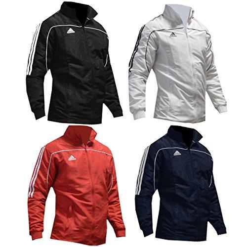 Adidas, Giacca sportiva Teamwear bianco