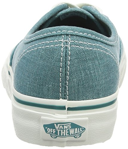 Vans Authentic, Sneakers mixte adulte vert (Washed Teal)