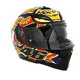 AGV K3-SV Mugello 2001 Rossi Mugello Motorrad Helm