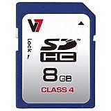 V7 VASDH8GCL4R-2E V7 SDHC Speicherkarte 8GB Class 4
