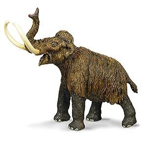 Safari Dinosaurs Woolly Mammoth Toy Figure (japan import)