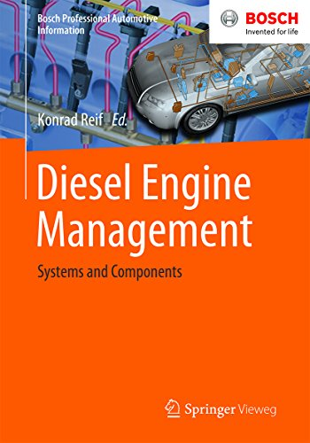 Diesel Engine Management: Systems and Components (Bosch Professional Automotive Information) (English Edition) -