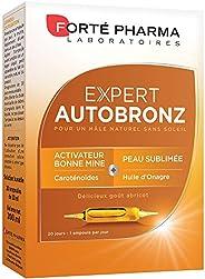 Expert AutoBronz | Complément Alimentaire à base de Carothénoïdes et Huile d'Onagre - Effet Bonne Mine | 2