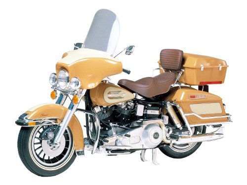 Tamiya 300016040 - 1:6 Harley-Davidson FLH Classic Motorrad