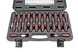 Entriegelungswerkzeug 23-tlg. Auspinwerkzeug Steckkontakte ISO Stecker