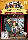 Beppo und Peppi, Staffel 2 (Weitere 50 Folgen des Klassikers der Augsburger Puppenkiste auf 2 DVDs) - Margot Schellemann (Beppo), Sylvia Witschel (Peppi)