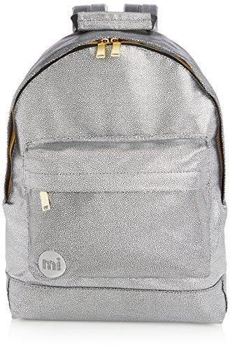 Mi-Pac Gold, Mochila Tipo Casual, 41 cm, 17 Litros, Pebbled S/Black