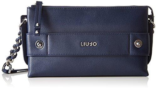 Liu Jo N17200e0064 Pochette femmes Bleu