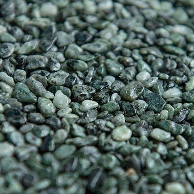 Terralith Marmor-Steinteppich 2-4 mm Verde Alpi für 1qm incl. Bindemittel
