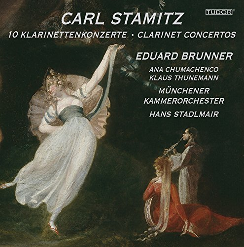 Stamitz: Clarinet Concertos