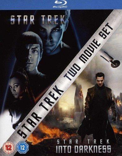 Star Trek Into Darkness [Blu-Ray] [Import Italien]