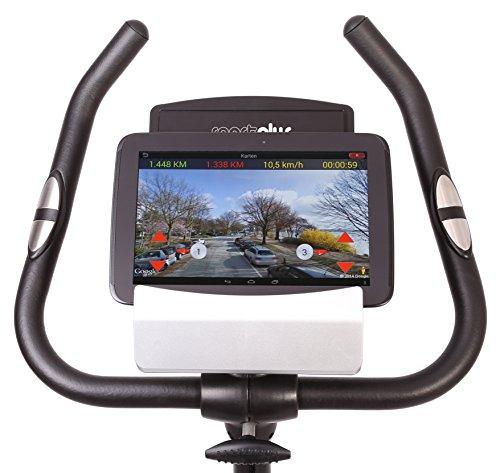 Fahrradergometer mit App-Steuerung Hometrainer Bild 3*