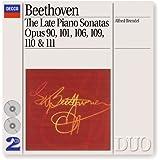 Beethoven: The Late Piano Sonatas (2 CDs)