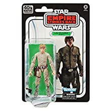 Star Wars The Black Series Luke Skywalker, Bespin, 15 cm Scale Star Wars: The Empire Strikes Back 40th Anniversary Collectible Figure