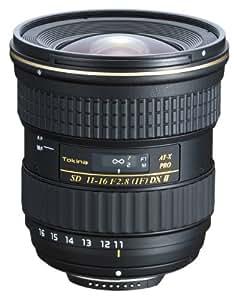 Tokina AT-X 11-16mm f/2,8 Pro DX II Ultraweitwinkelzoom-Objektiv (77 mm Filtergewinde) für Nikon Objektivbajonett