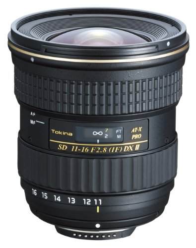 Tokina AT-X 11-16 mm 1:2,8 Pro DX II SD für Sony A-Mount
