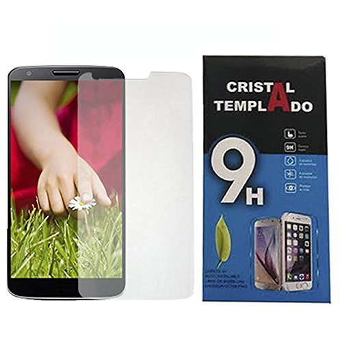 Fologar Protector de Pantalla de Cristal Templado 0,3 mm para LG Optimus...