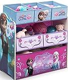 Disney Frozen Regal Kindermöbel Kinderregal Spielzeugkiste Eiskönigin ELSA 84986