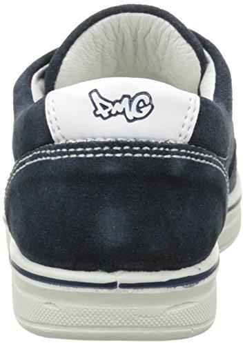 Primigi Alienor, Baskets Basses Fille Bleu (Scamosciato Navy)