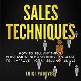 Sales & Marketing Sales Techniques