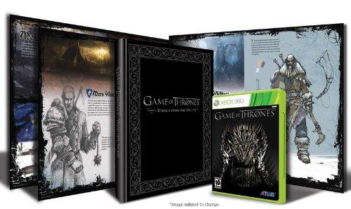 Game of Thrones (Art Book Bundle) by Atlus