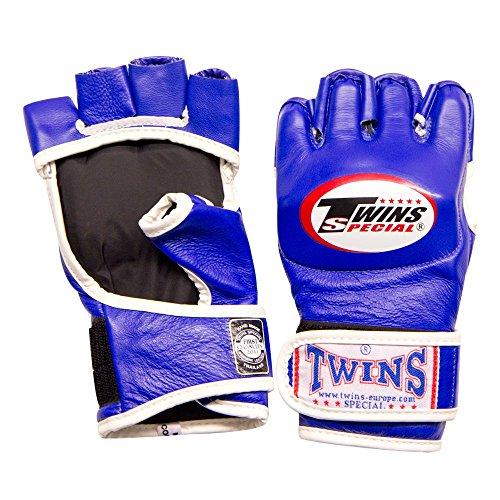 Twins-Gants GGL 6-Bleu, L/XL