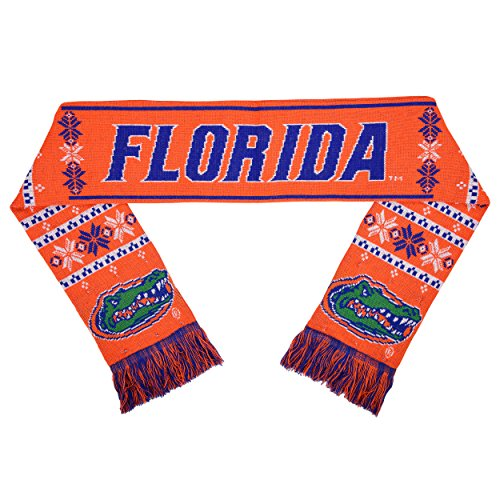 Forever Collectibles NCAA Florida Gators Light Up Schal, eine Größe, blau